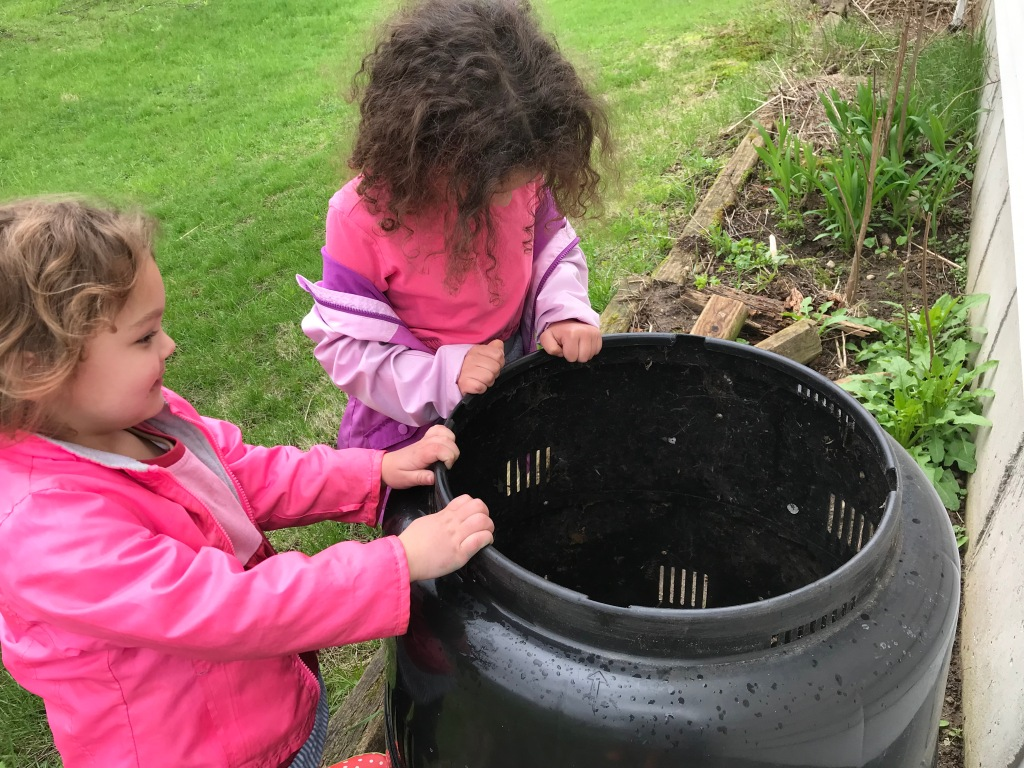 5 Happy Truths About Composting: For Beginners The Composting Curious Folks Who Want To Try Again